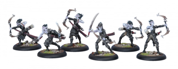 Legion of Everblight Blighted Archers (6) (PIP 73009)