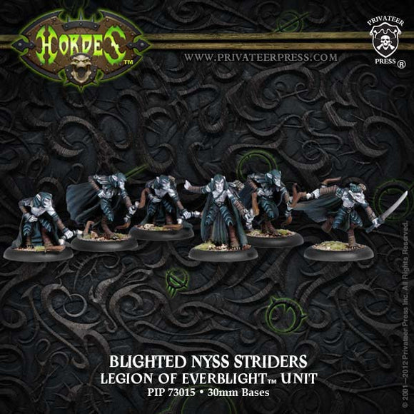 Legion of Everblight Blighted Nyss Striders (6) (PIP 73015)