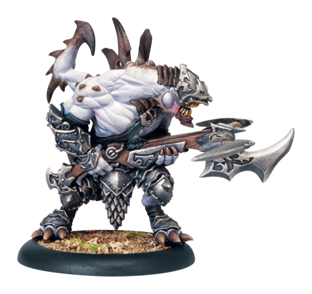 Legion of Everblight Light Warbeast Nephilim Bolt Thrower (PIP 73047)
