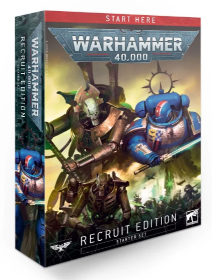 Warhammer 40,000 Recruit Edition