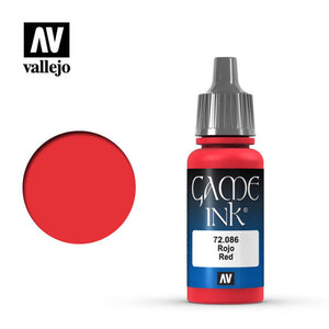 Game Color Red Ink 72.086