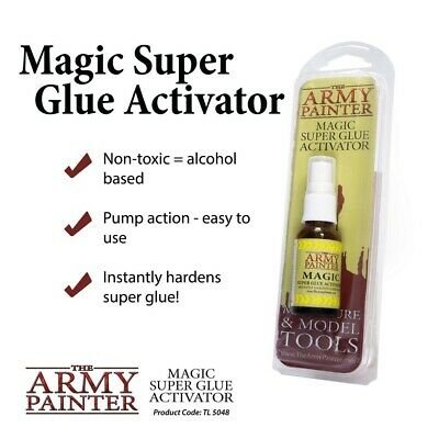 The Army Painter Magic Super Glue Activator (TL5048)