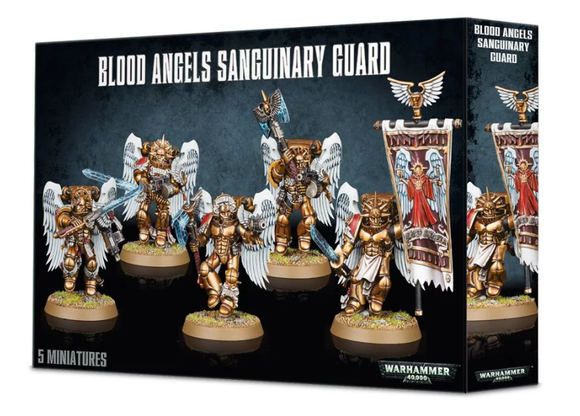 Blood Angel Sanguinary Guard