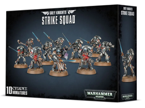 Grey Knight Strike Squad