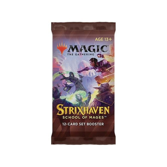 Strixhaven Set Boosters