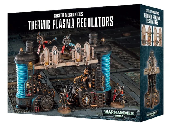 Sector Mechanicus Thermic Plasma Regulators