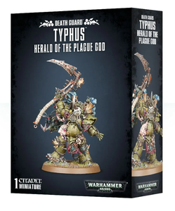 Death Guard Typhus, Herald of the Plague God