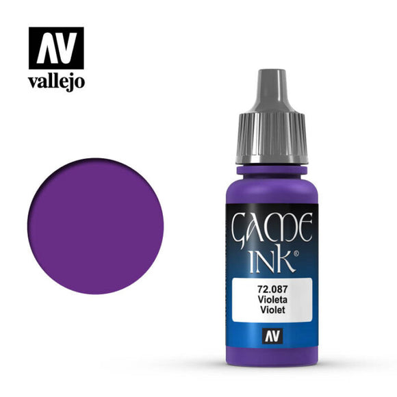 Game Color Violet Ink 72.087