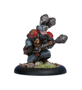 Khador Winter Guard Rocketeer (PIP 33049)