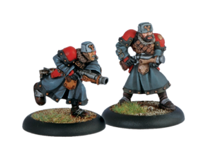 Khador Winter Guard (2) (PIP 33010)