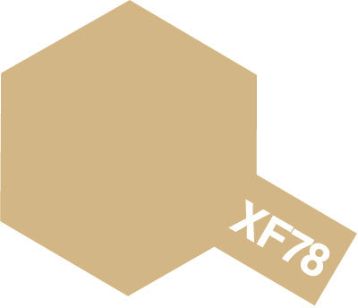 Tamiya Wooden Deck Tan XF-78
