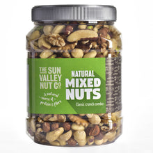 Load image into Gallery viewer, 2 x Sun Valley Natural Mixed Nuts 1kg - BUY 1 GET 1 HALF PRICE