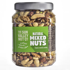 2 x Sun Valley Natural Mixed Nuts 1kg - BUY 1 GET 1 HALF PRICE