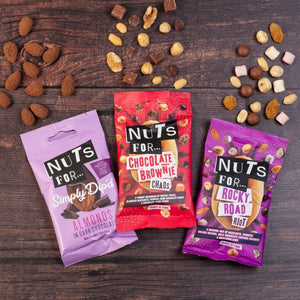 Nuts for ingredients image