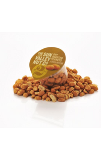 Dry Roasted Peanuts in a handy portion controlled snack pot