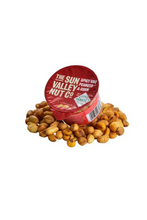 Load image into Gallery viewer, Spicy BBQ Peanuts & Corn w/TABASCO® brand Seasoning – 55g x 24 pots per case