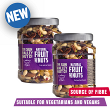 Load image into Gallery viewer, 2  x Sun Valley Natural Fruit & Nuts 1.1kg  -  BUY 1 GET 1 HALF PRICE