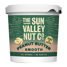 Load image into Gallery viewer, Sun Valley Natural 1kg Smooth Peanut Butter