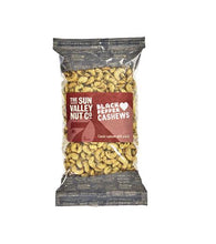 Load image into Gallery viewer, Sea Salt & Black Pepper Cashews – 1kg x 3 bags per case