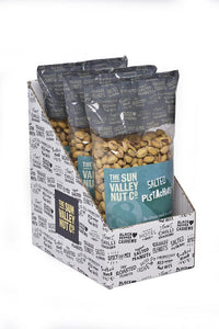 3 x 650g Bags of Salted Pistachios