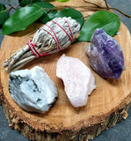 Crystal Wellbeing Pack Small
