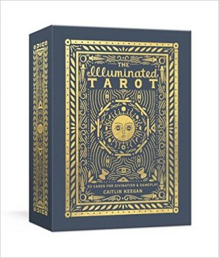 Illuminated Tarot Deck, The: 53 Cards for Divination & Gameplay