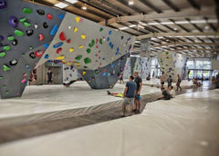 Best Beginner-friendly Bouldering Gyms to go for a Date in Melbourne boulder lab ferntree gully