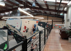 Best Beginner-friendly Bouldering Gyms to go for a Date in Melbourne urban climb collingwood