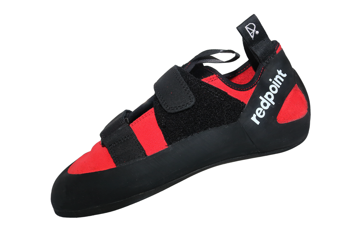 Redpoint climbing shoes Redpoint Ascend bouldering shoes product shot