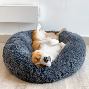 Amazing Fluffy Calming Pet Bed (Various Colors Available)