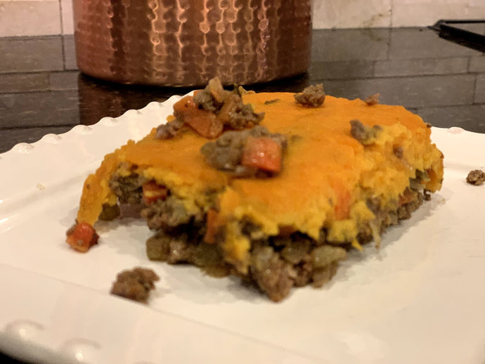 Whole30 Shepherd's Pie Recipe