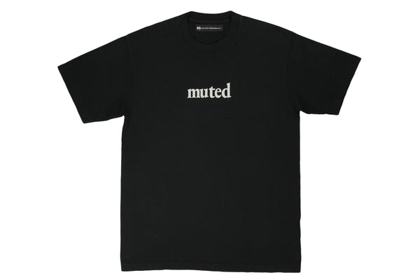 Muted Tension Organic Logo T-Shirt