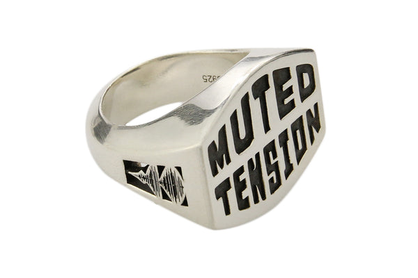 Muted Tension Team Ring