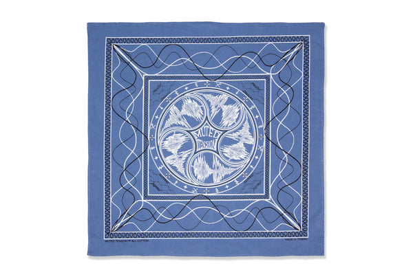 Muted Bandana (Navy)