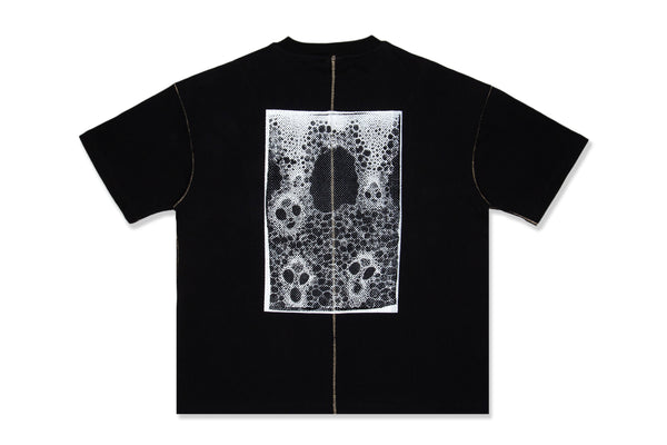 Spilt Coffee T-Shirt (Black)