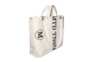 Standard Issue Heavy Canvas Tote Bag (Natural)