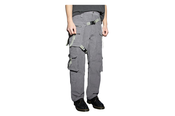 Muted Tension 7-Pocket Corduroy Utility Cargo Pant