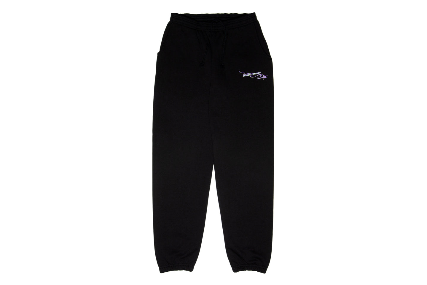 Muted Tension Shooting Stars Sweat Pants