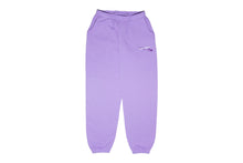 Load image into Gallery viewer, Muted Tension Shooting Stars Sweat Pants (Lavender)
