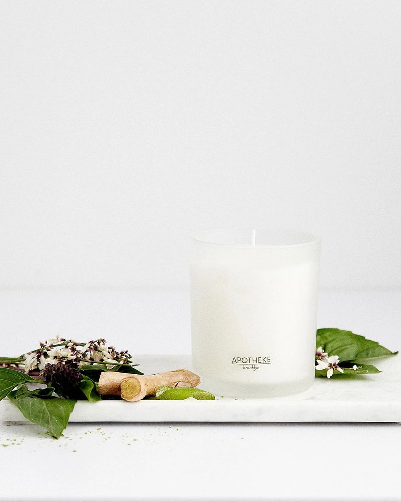 Purple Basil Candle - The Feedfeed Shop