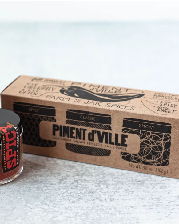 Piment d'Ville Collection Box - The Feedfeed Shop