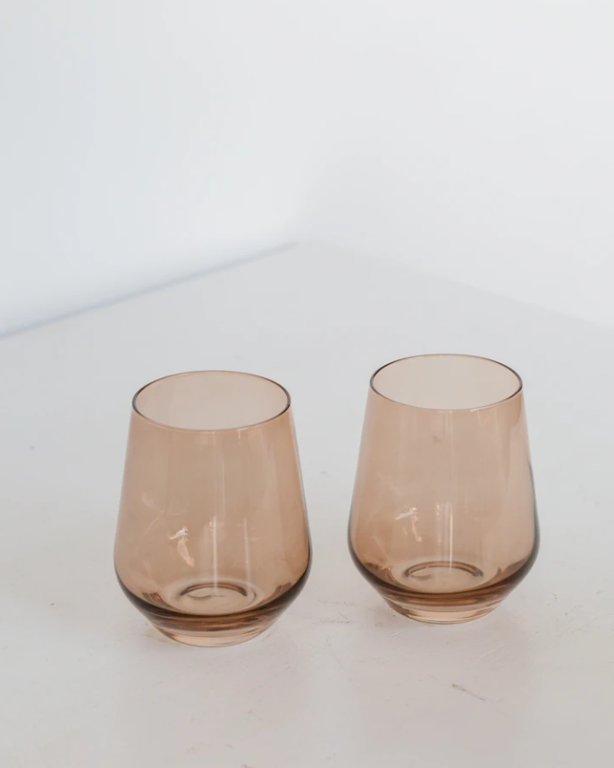 Stemless, Amber Smoke - The Feedfeed Shop