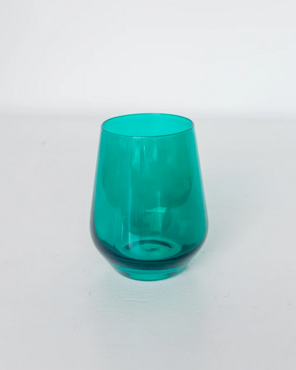 Stemless, Emerald - The Feedfeed Shop