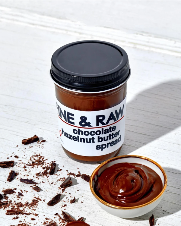 Chocolate Hazelnut Butter Spread - The Feedfeed Shop