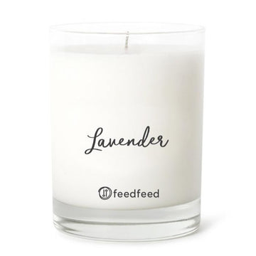 The Feedfeed Candle // Lavender - The Feedfeed Shop