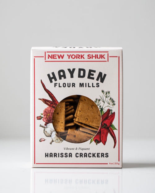 Harissa Crackers - The Feedfeed Shop