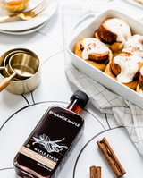 Cinnamon + Vanilla Infused Maple Syrup - The Feedfeed Shop