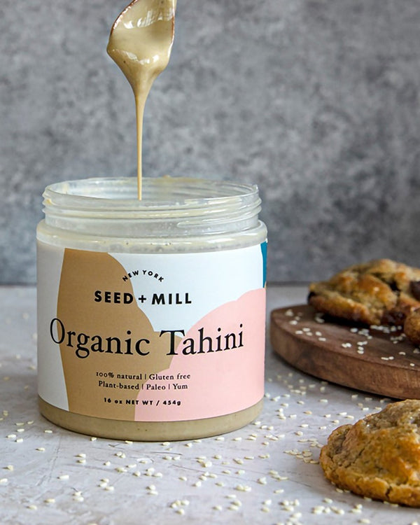Organic Tahini - The Feedfeed Shop