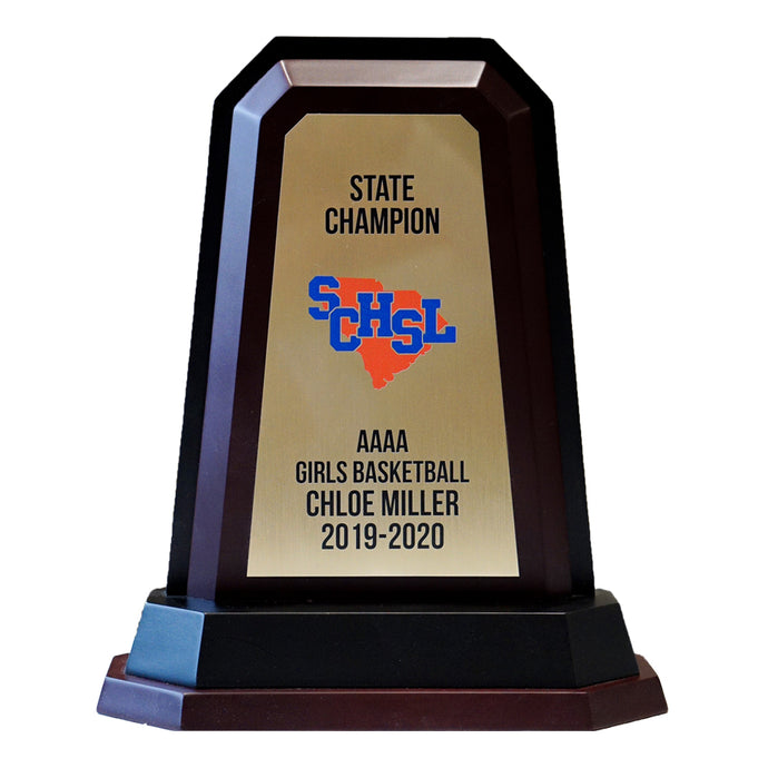 Individual State Champion Trophy