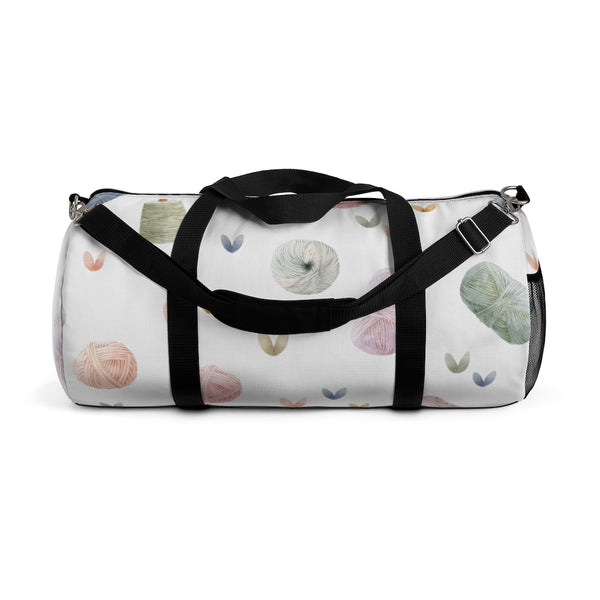 Yarn Love Duffel Bag